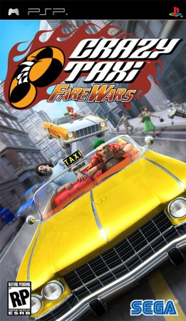 Crazy Taxi Fare Wars [CSO,ENG]
