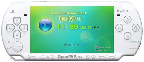 PSP Hardware Alarm Suite II v2.7