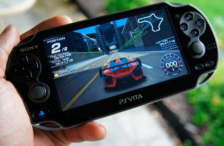 Краткий обзор консоли PS Vita